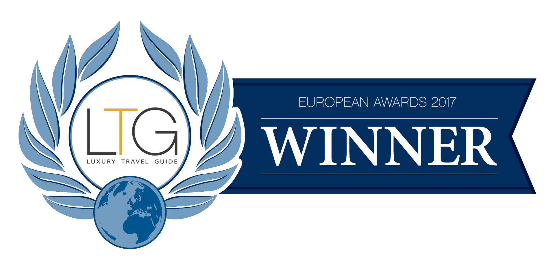 Logo Award LTG European Awards 2017