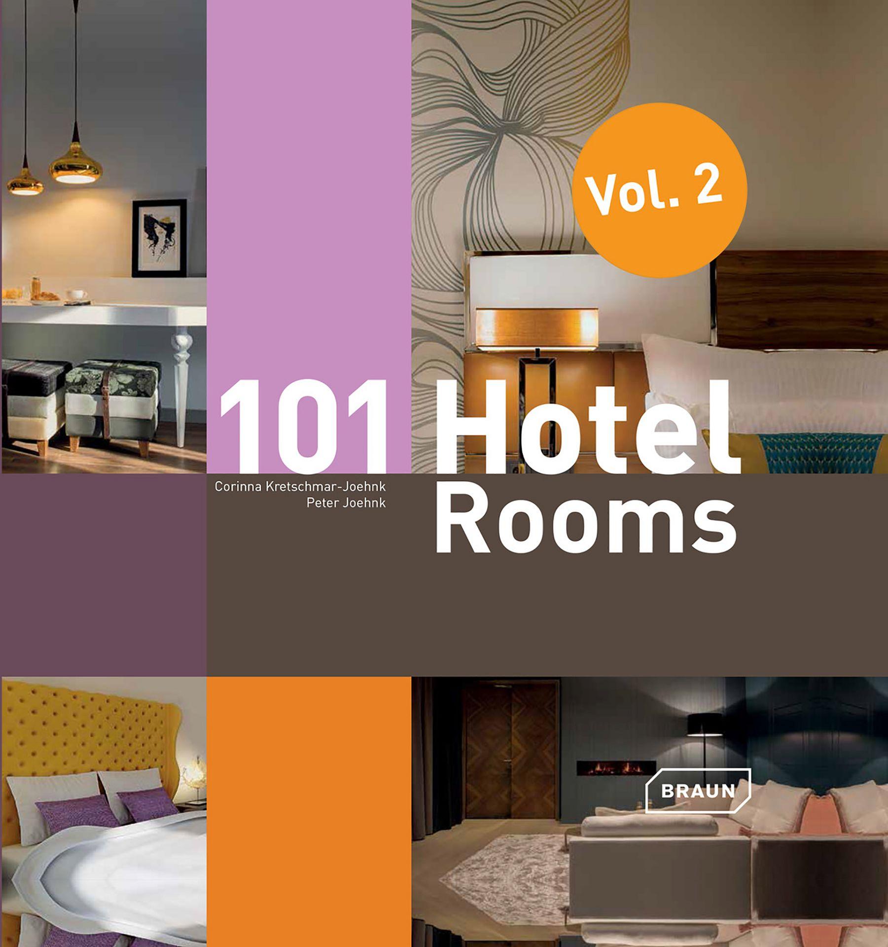 Buch 101 Hotel Rooms von Peter Joehnk Corinna Kretschmar-Joehnk von JOI-Design