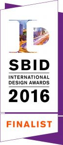Logo SBID International Design Award 2016