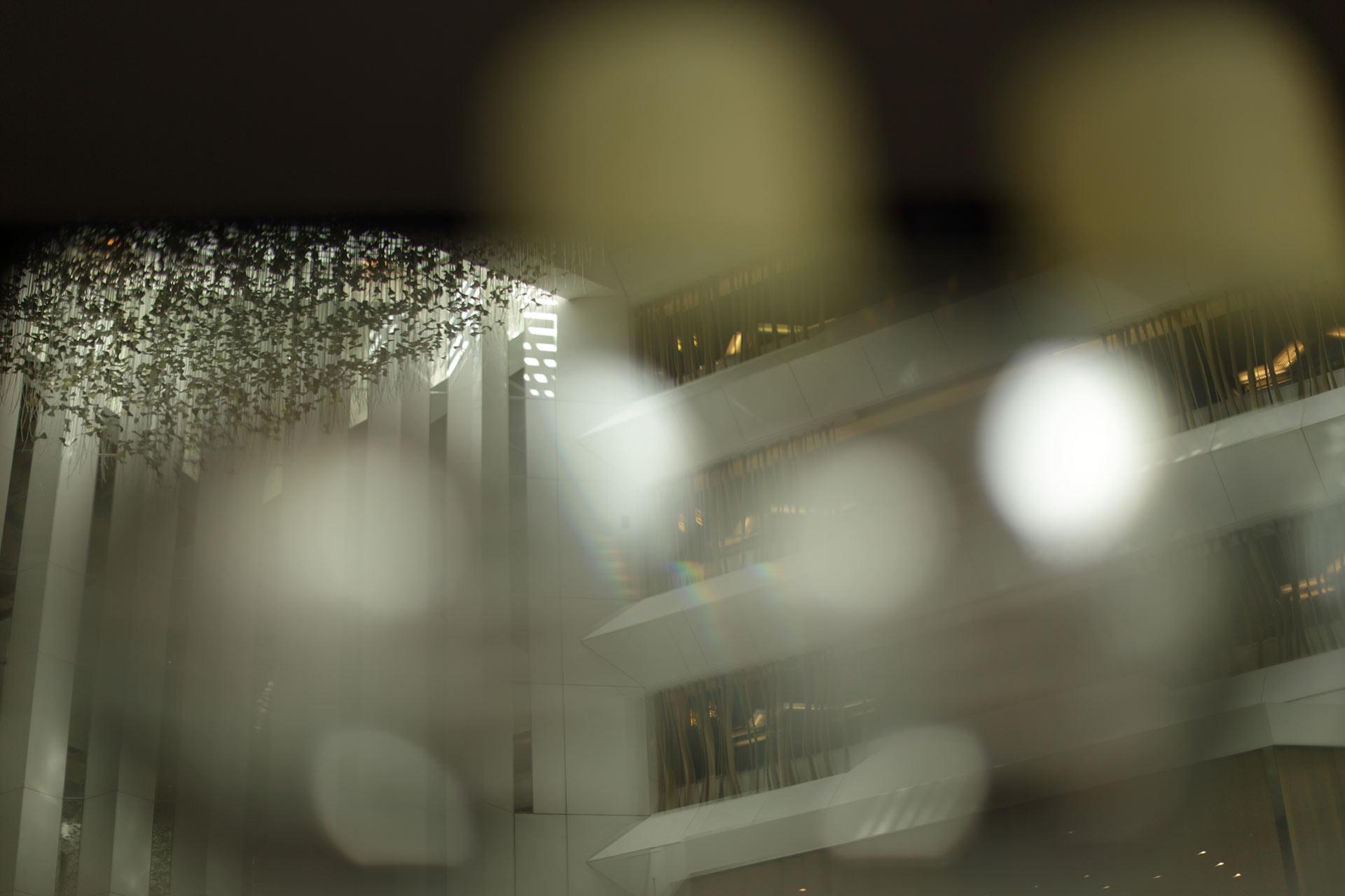 Die Lobby des JW Marriott in Cannes.Entworfen von JOI-Design.