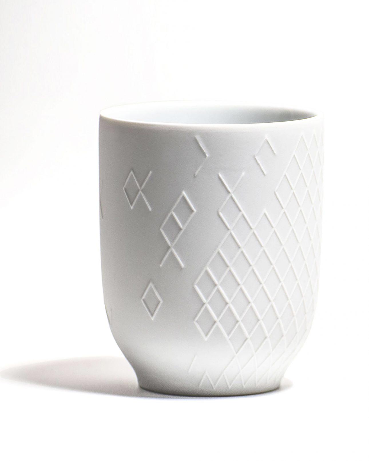 Berker Cup. Entwurf von JOI-Design.
