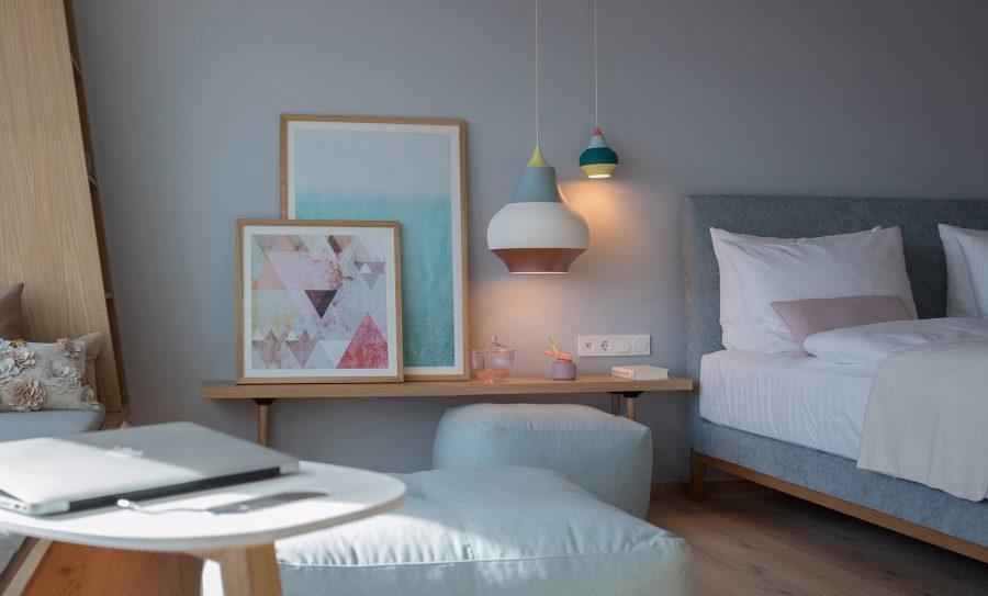Wohnidee Suiten im Radisson Blu