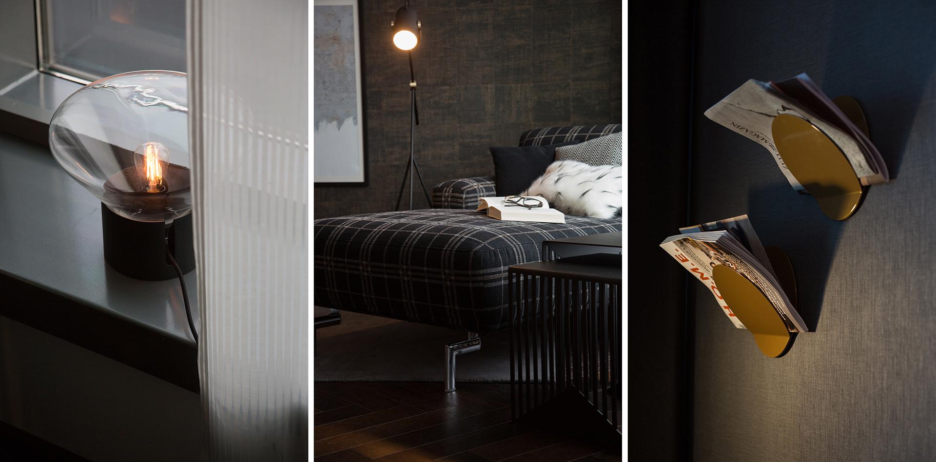 Impressionen aus Zimmer Wohnideen Suiten Radisson Blu in Frankfurt