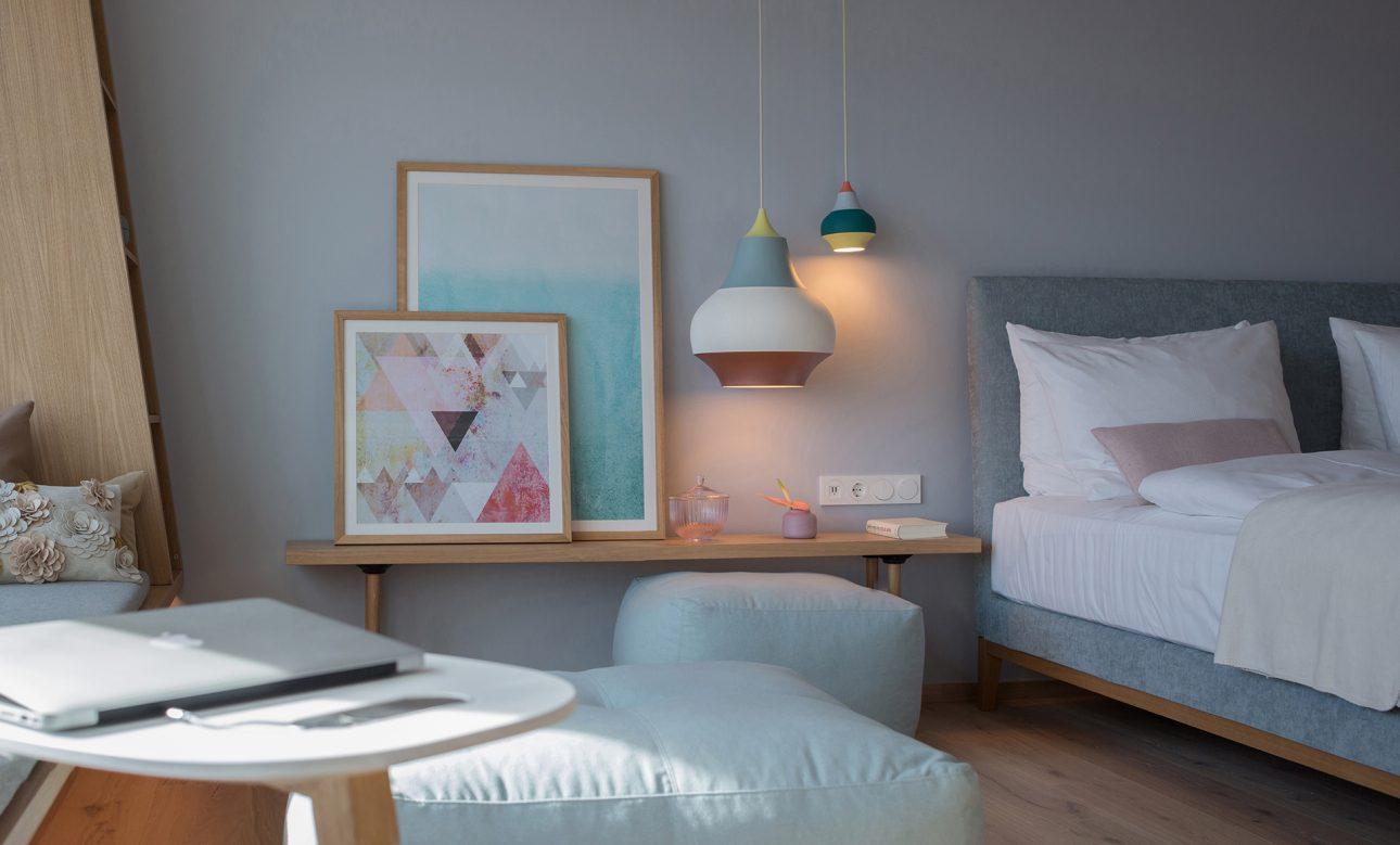 Zimmer Wohnidee für Suiten im Radisson Blu