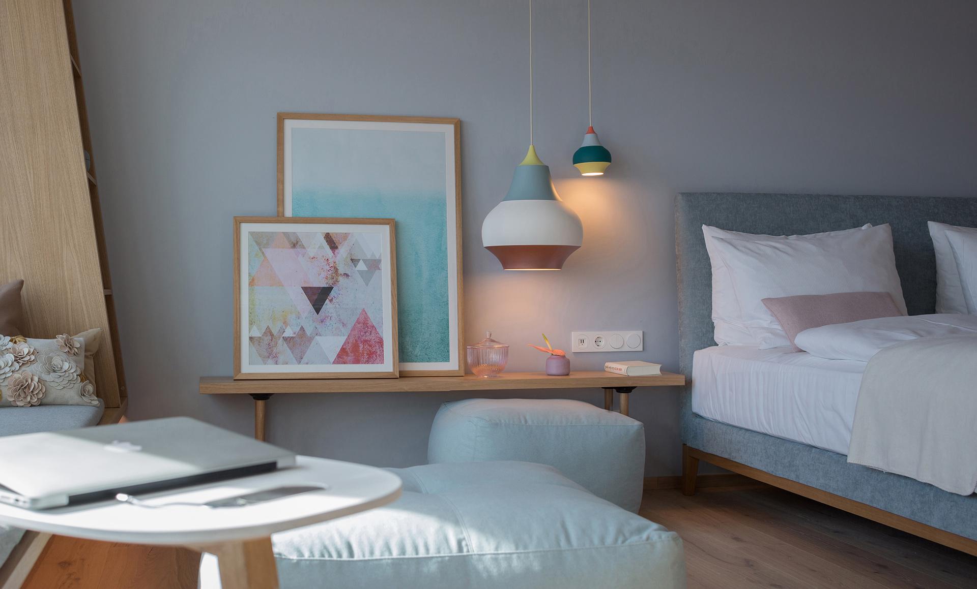 Wohnidee suites radisson blu frankfurt joi design for Interior design frankfurt