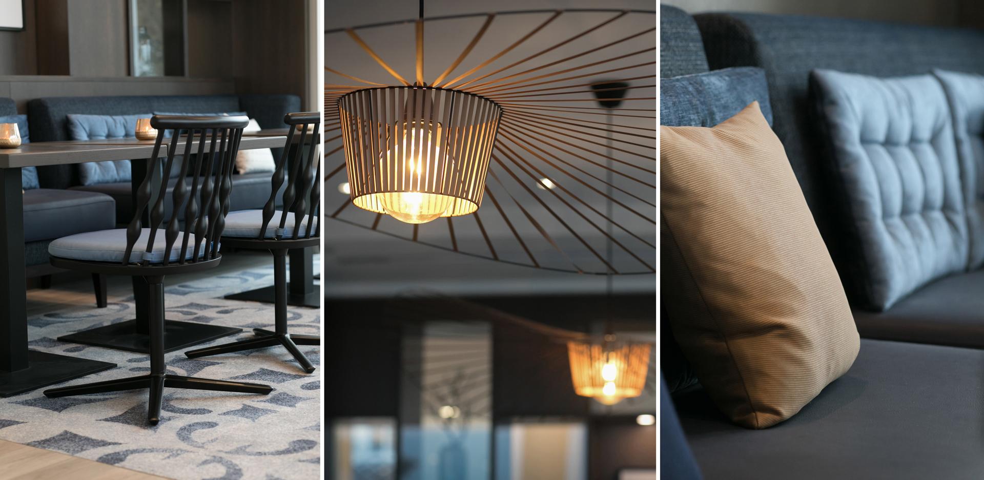 Impressionen vom Restaurant Hotel am Leuchtturm in Warnemünde