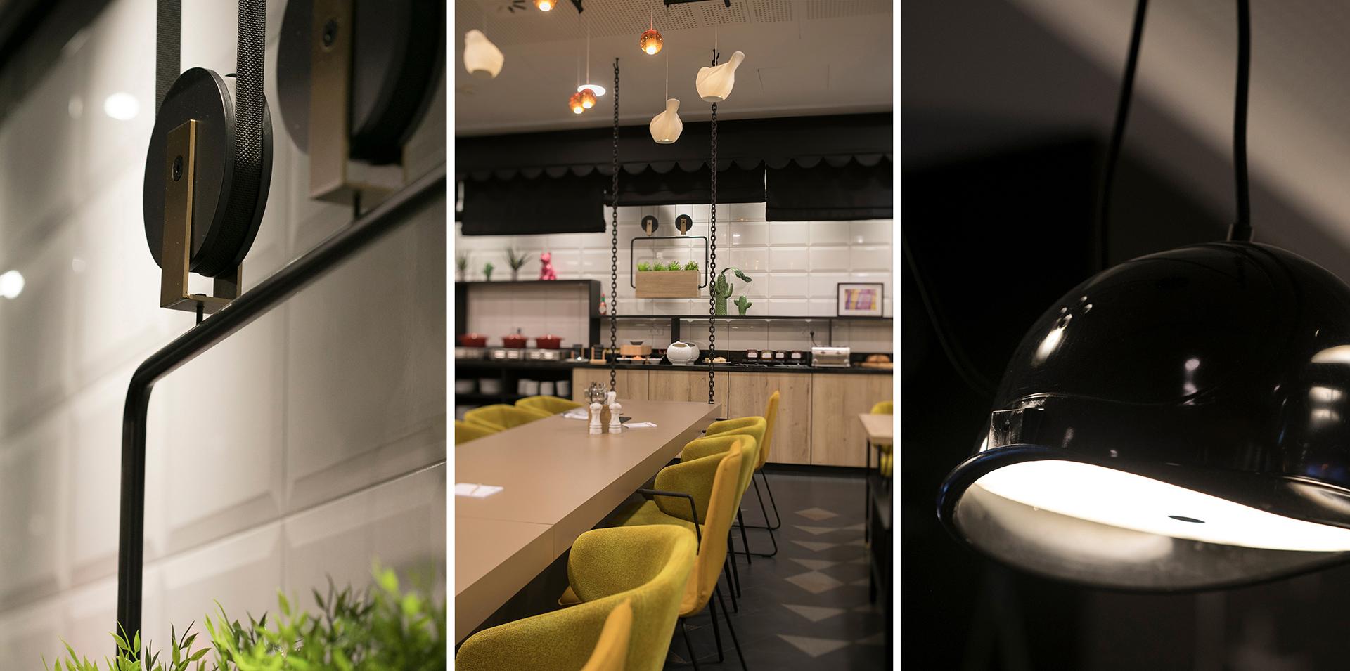 Deko-Details im Hotel niu Cobbles by Novum