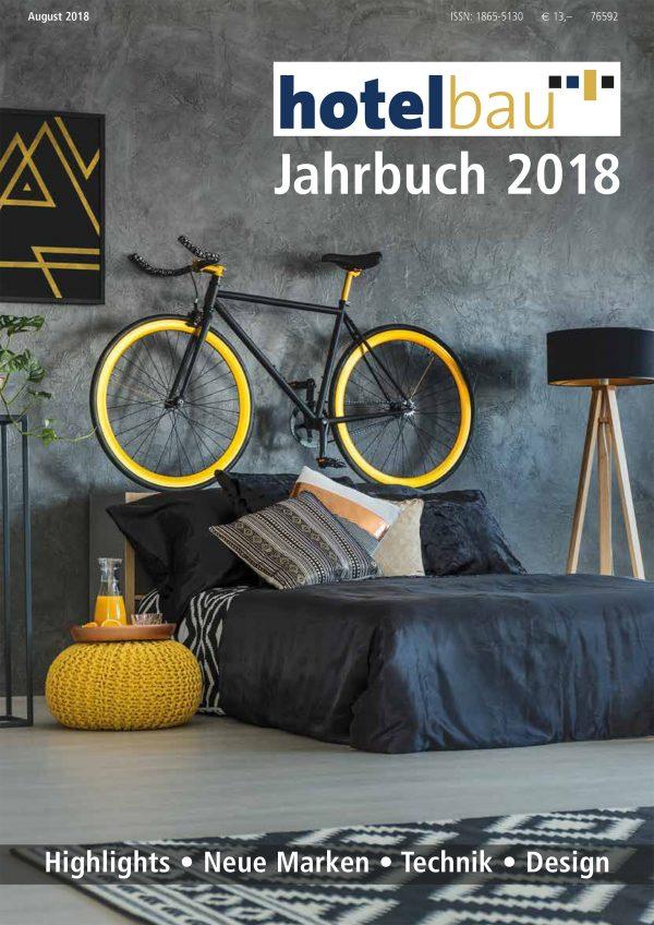 Cover Magazin hotelbau