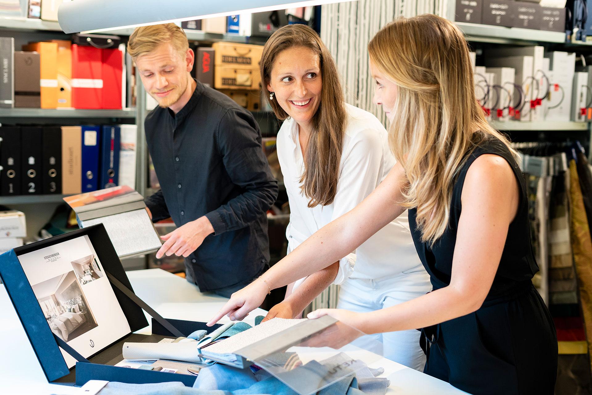 Mitarbeiter von JOI-Design