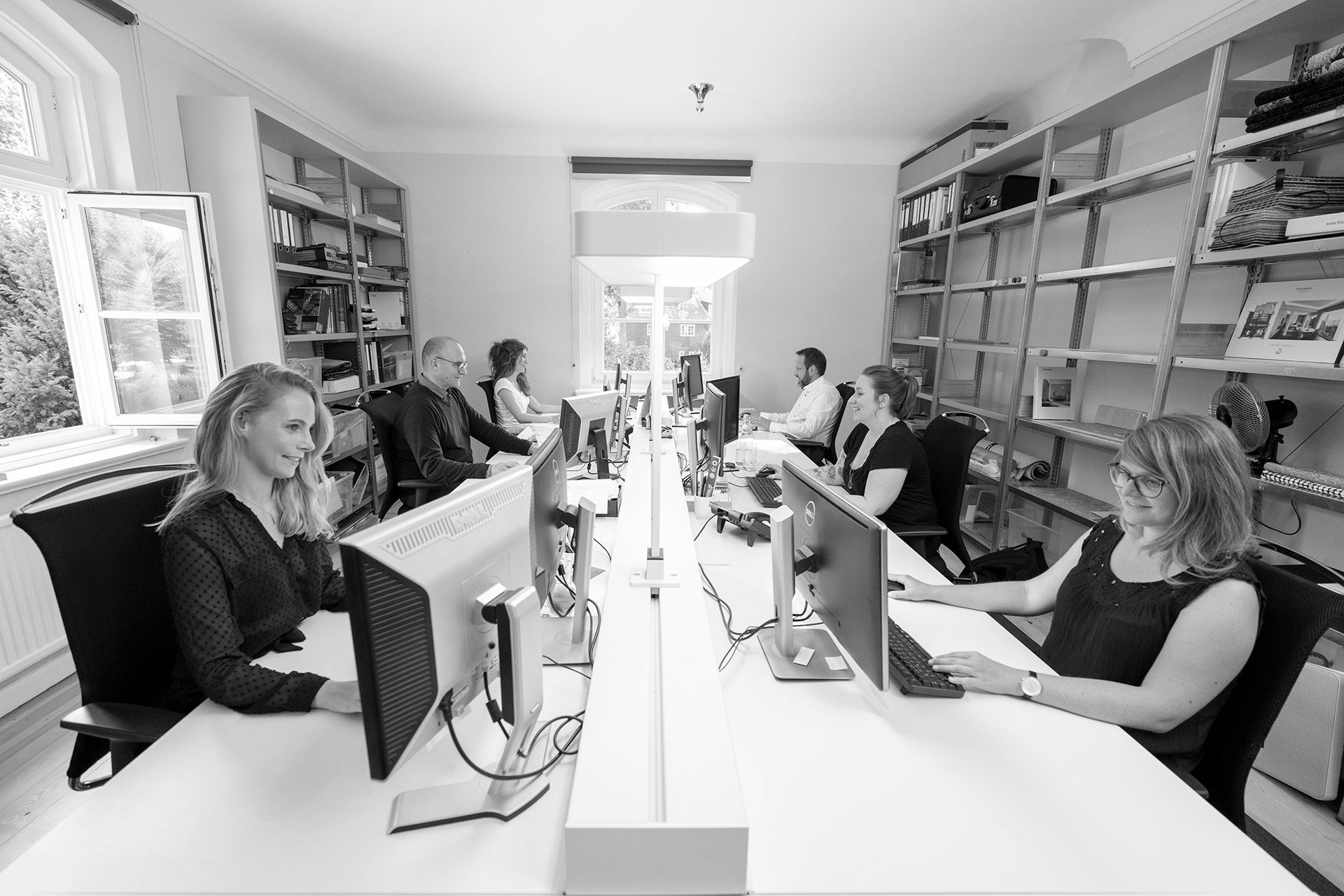 Das Team von JOI-Design.