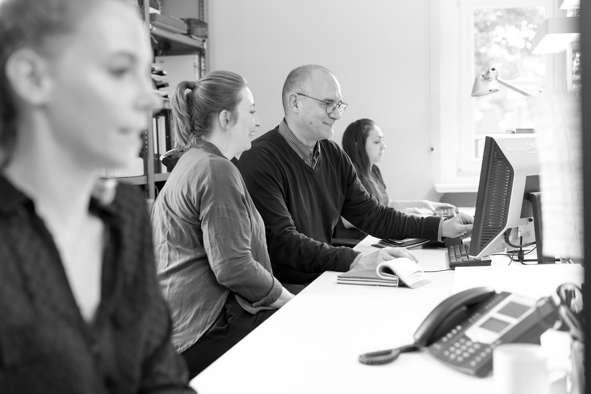 Team von JOI-Design.