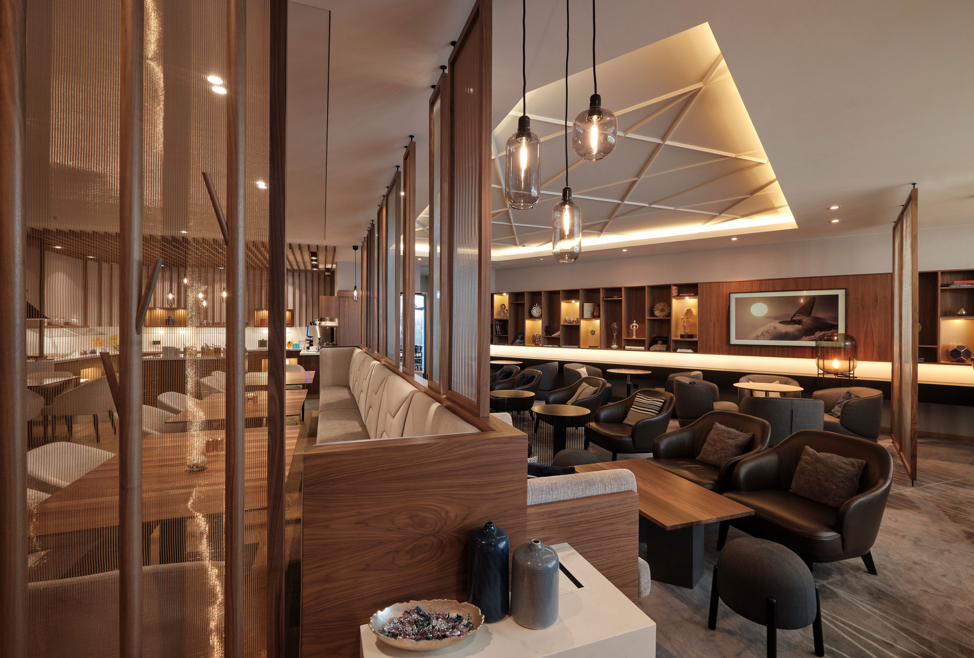 Lounge und Bar by JOI-Design