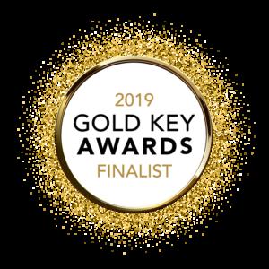 Gold Key Award Finalist Logo