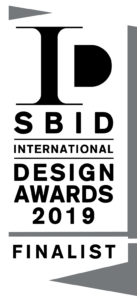 SBID Design Awards 2019 Finalist Logo