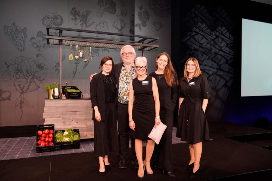 Unser Team beim Hotelier des Jahres
