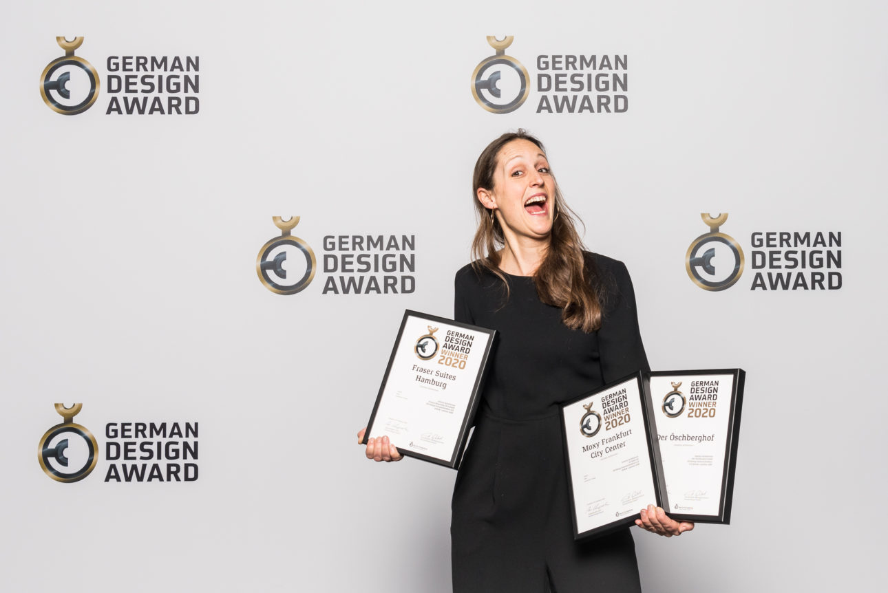 german design award 2020 Sabrina Voecks
