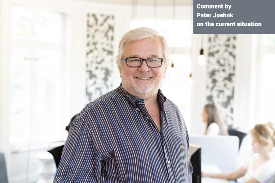 Peter Joehnk JOI-Design Innenarchitekten